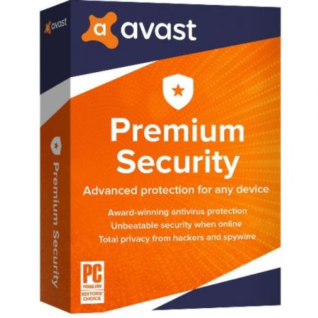 Avast Premium Security Crack Ptach