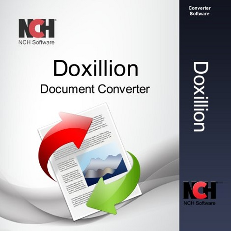 NCH Doxillion Plus crack free