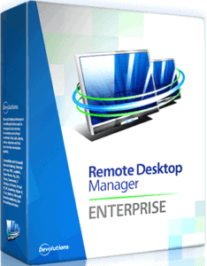 Remote Desktop Manager Enterprise crack Patch license key