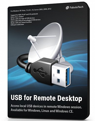 FabulaTech USB for Remote Desktop crack