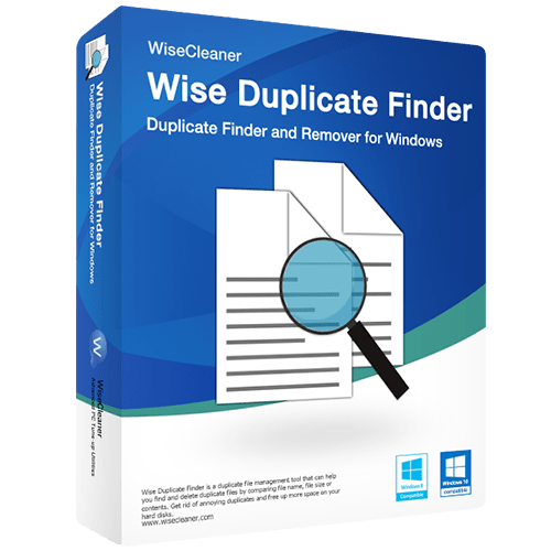 Wise Duplicate Finder Pro crack free
